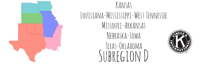 subregion d
